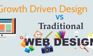 3 Main Differences Between Traditional & Growth Driven Web Design
