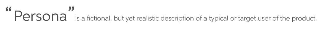 Persona Definition